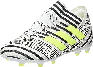 adidas Performance Boys Nemeziz 17.1 Firm Ground Football Boots - White
