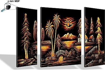 SAF 6MM Nature Panel Painting(SANFJM1309) SANFJM1309