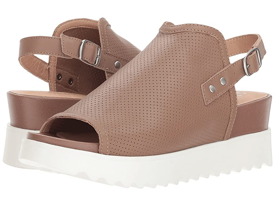Steven NC-Kalo (Taupe Leather) Women