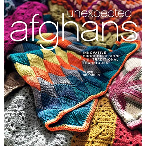 Afghan Crochet Patterns Amazoncom