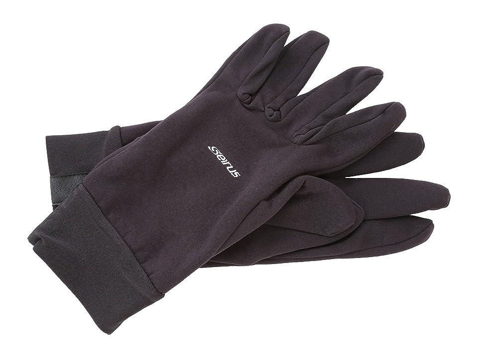 Seirus Dri Glidetm Glove Liner (Black) Extreme Cold Weather Gloves
