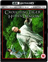 Crouching Tiger Hidden Dragon - 15th Anniversary [4K UHD + Blu-ray]