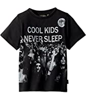 Rock Your Baby - Cool Kids Short Sleeve Tee (Toddler/Little Kids/Big Kids)