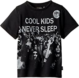 Rock Your Baby Cool Kids Short Sleeve Tee (Toddler/Little Kids/Big Kids)