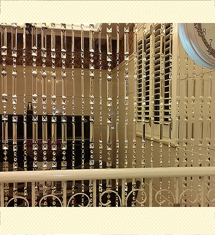 おばあさん喜び保護するLIQICAI ビーズカーテントライアングルクリスタルディバイダールームパーティークラブ用Shopwindowデコレーション、16サイズあり (Size : 120*150CM)