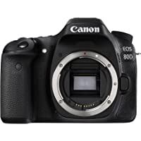 Canon EOS 80D DSLR 24.2MP Camera Body