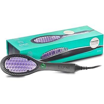 DAFNI The Original Hair Straightening Ceramic Brush Styles