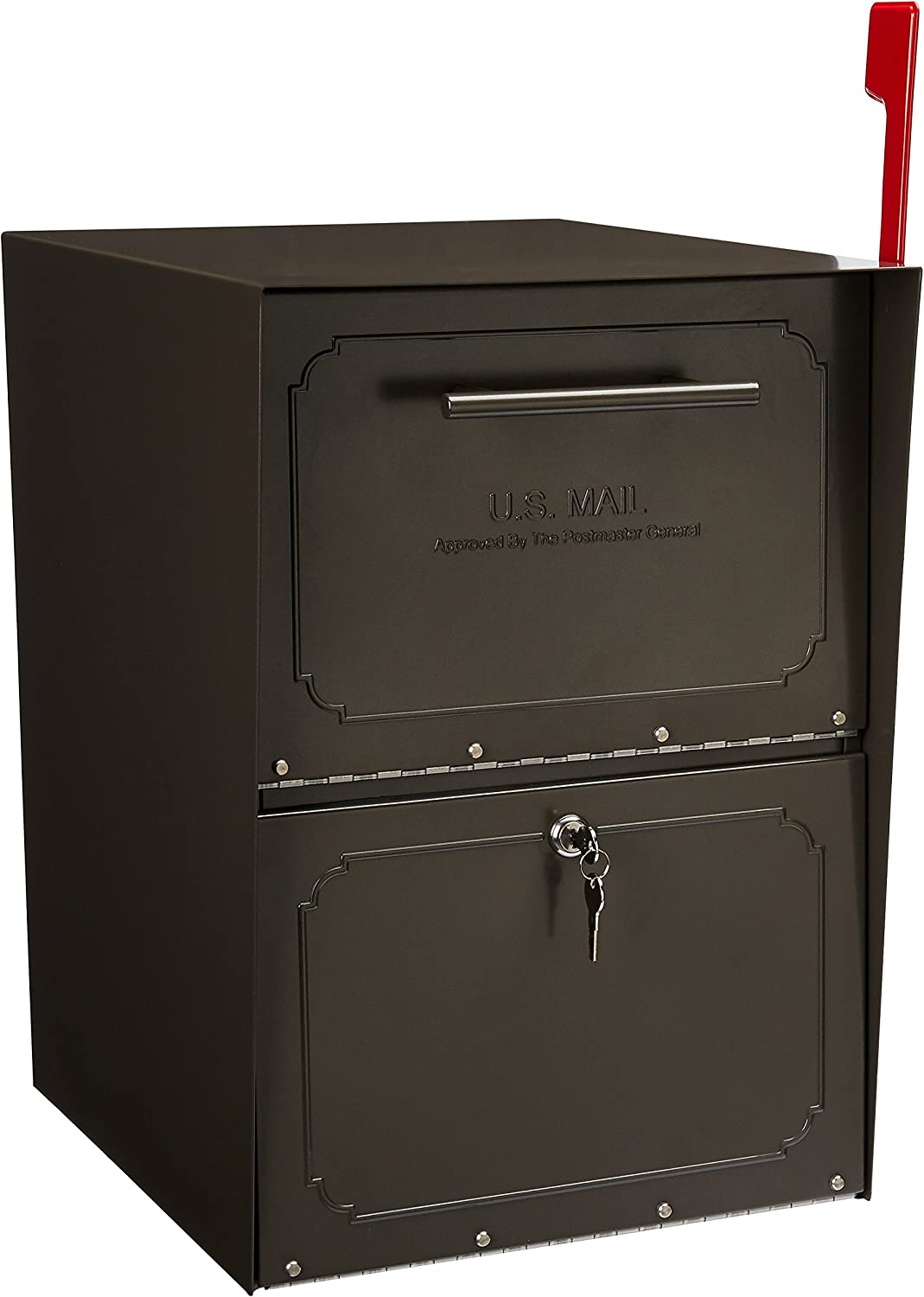 Architectural Max 43% OFF Mailboxes Oasis Bronze Mailbox Free Shipping New Graphite