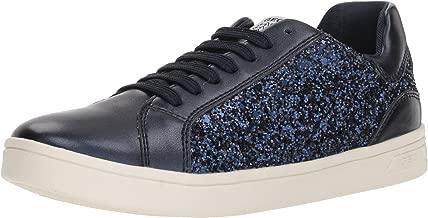 Geox Kids' Dj Rock Girl 6 Sneaker