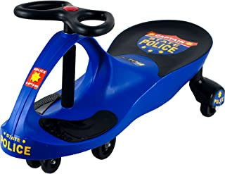Ride on Toy, Police Car Ride on Wiggle Car by Lil' Rider – Ride on Toys for..