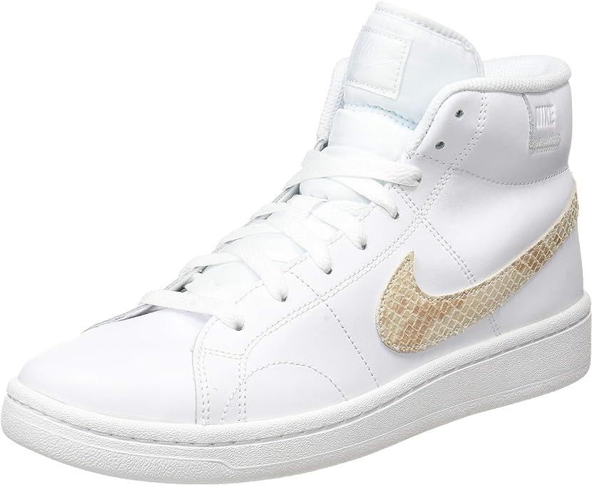 Nike Court Royale 2 Mid, Scarpe da Ginnastica Donna
