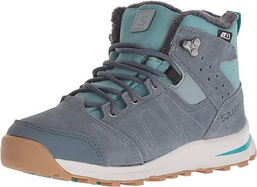 Salomon Utility TS CSWP J - Chaussures randonnée Enfant