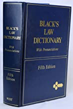 Black's Law Dictionary: Definitions of the Terms and Phrases of American and English Jurisprudence, Ancient and Modern, 5th Edition PDF