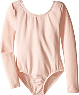 Capezio Kids Team Basic Long Sleeve Leotard (Toddler/Little Kids/Big Kids)