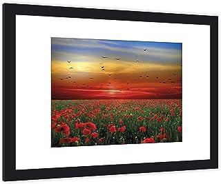 GaviaStore Poster et peintures - Photos encadrées 70x50 cm - photo foto impression affiche art image print décoration mais...