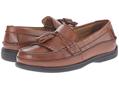 Dockers Sinclair Kiltey Tassel Loafer (Antique Brown) Men