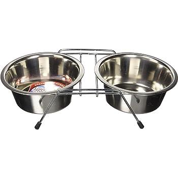 Loving Pets Double Diner Dog Bowl
