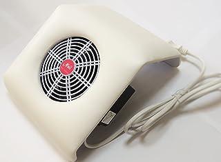卓上集塵機 ネイル、フィギュア制作など様々な用途に 交換用集塵バッグ二枚付き DSC-100