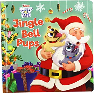 Jingle Bell Pups (Puppy Dog Tales)