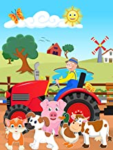 Old MacDonald Had a Farm- Nursery Rhymes Video