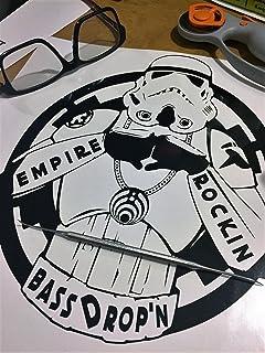 Empire Rockin Bass Dropn | Bass Drop Storm Trooper DJ | Star War EDM