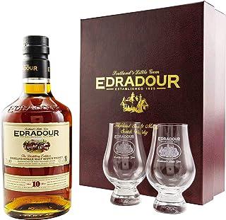 Edradour 10 Jahre  2 Gläser - Schottland/Highlands