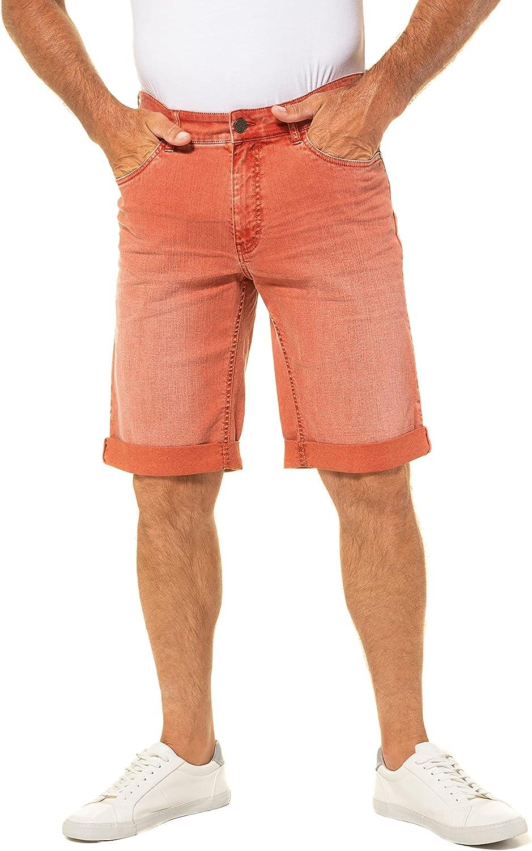 JP 1880 Menswear Big & Tall Plus Size L-8XL Jeans Bermuda Shorts 726653