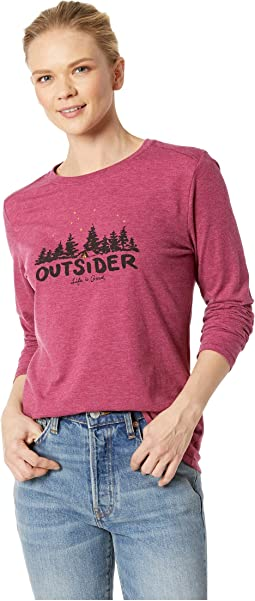 Outsider Cool Long Sleeve T-Shirt