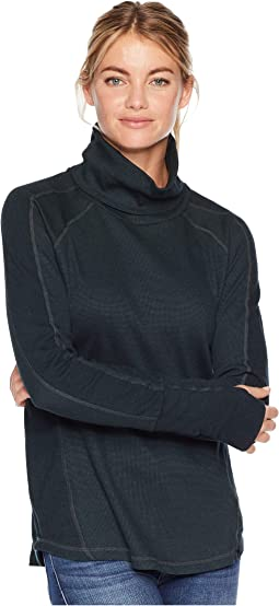 EDP™ Waffle Long Sleeve Turtleneck