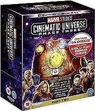 Marvel Studios Cinematic Universe Phase 3 Part 2 (6 Films) 4K Ultra HD + Blu-Ray