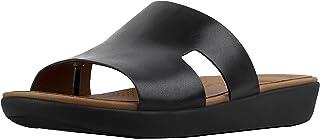 أحذية صندل نسائي من الجلد بتصميم H-Bar من FitFlop