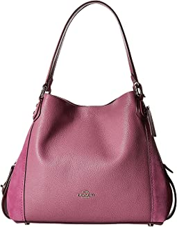 COACH - Edie 31 in Mixed Leather