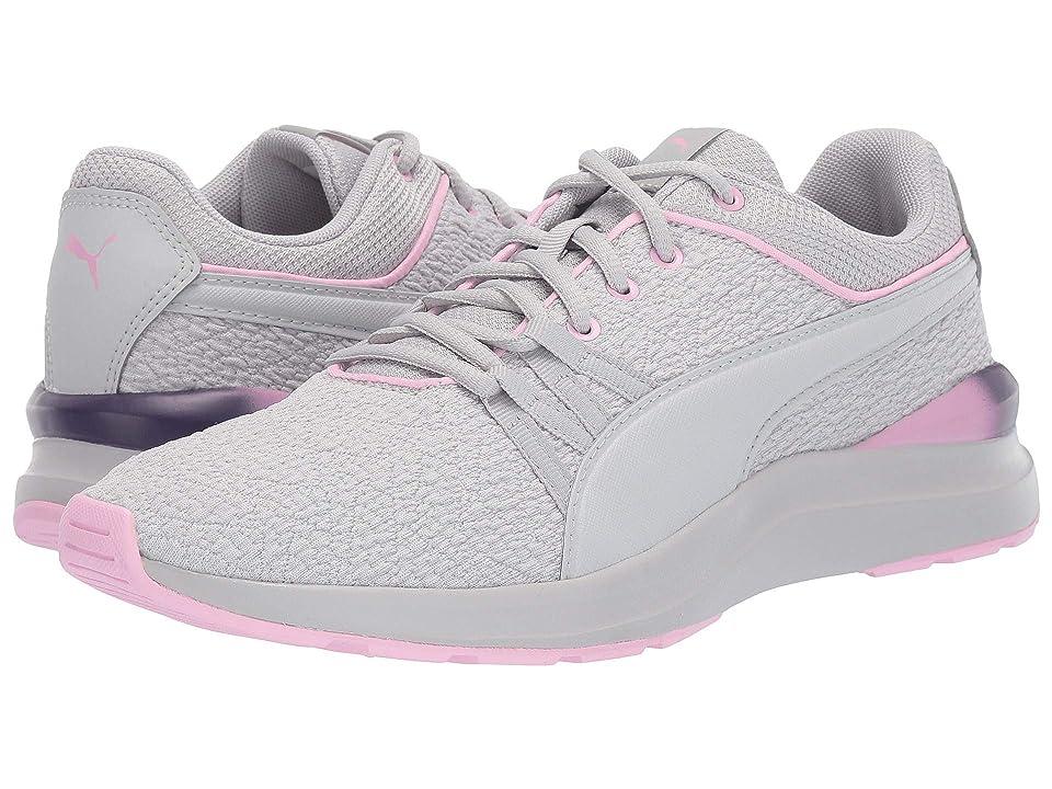 PUMA Adela Gradient (Gray Violet Pale Pink) Women s Shoes 60f1dd1e4