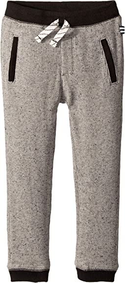Waffle Knit Joggers (Toddler)