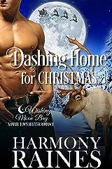 Dashing Home for Christmas: A Wishing Moon Bay Shifter Romance Kindle Edition