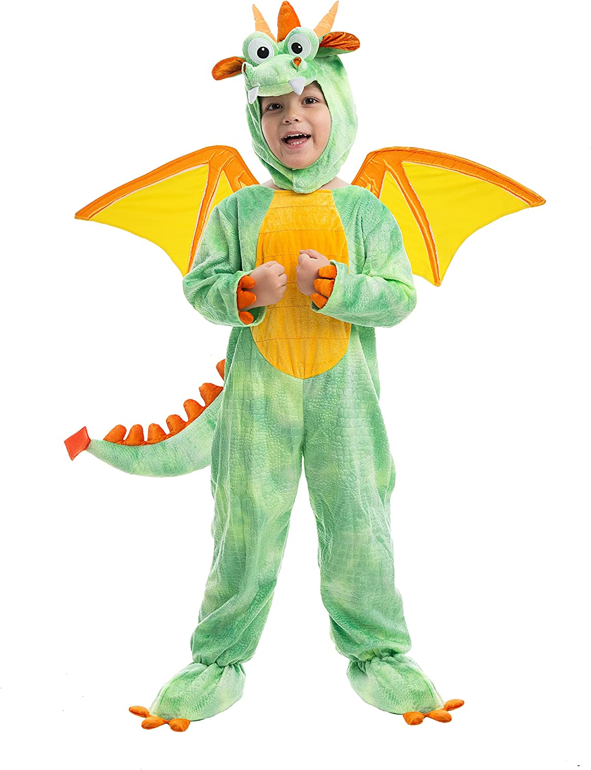 Spooktacular Creations Deluxe Dragon Costume with Max 86% OFF Toys for shipfree K Set