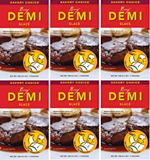 Best is demi glace gluten free Reviews