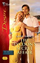 The Tycoon's Secret Affair (The Anetakis Tycoons)