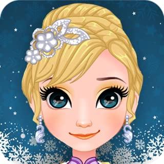 ice princess makeover salon : face makeup and spa