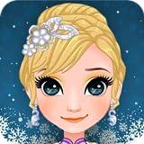 salon de maquillage de princesse de glace: maquillage et spa pour le visage