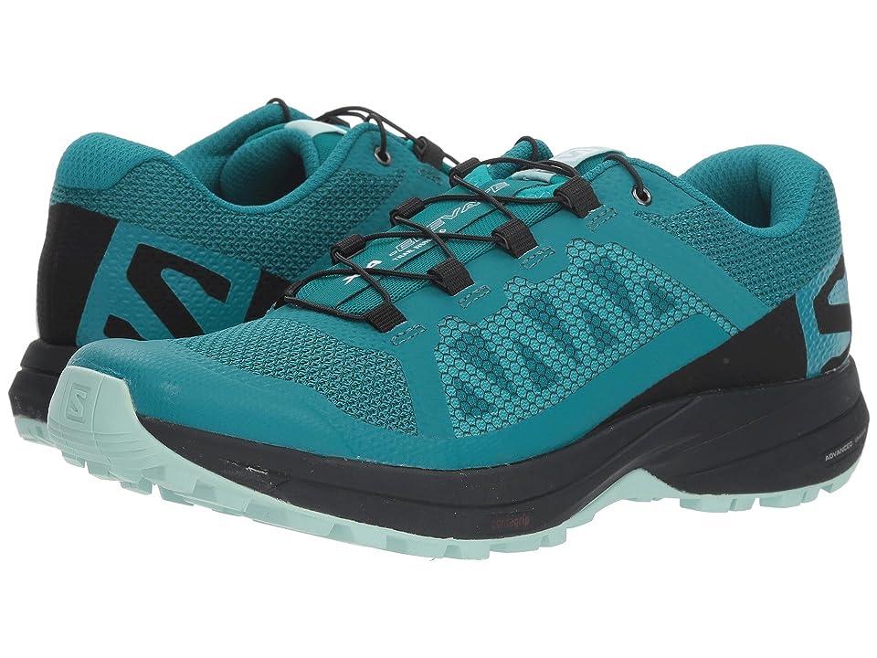 Salomon XA Elevate (Deep Lake/Black/Eggshell Blue) Women's Shoes