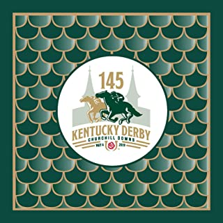 Westrick 145th (2019) Kentucky Derby Luncheon Napkins - 24/pkg.