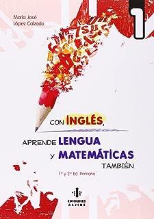 CON INGLES APRENDE LENGUA Y MATEMATICAS 1