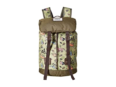 Burton Kids Tinder Backpack (Little Kid/Big Kid) (Campsite Critters Print) Backpack Bags