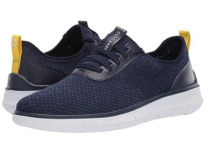 Cole Haan Generation Zerogrand Sneaker (Marine Blue Stitchlite) Men