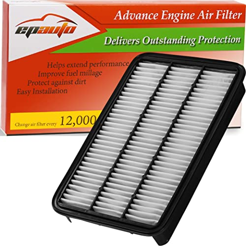 new arrival EPAuto GP351 (CA7351) discount Replacement for Panel Engine high quality Air Filter sale