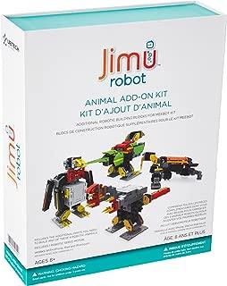 UBTECH JIMU Robot Animal Add On Kit - Digital Servo & Character Parts For All JIMU Robot Kits Building Kit (2016)