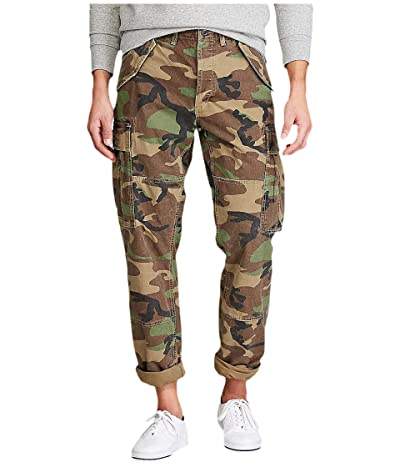 Polo Ralph Lauren Big & Tall Big Tall Classic Fit Cargo Pants (Surplus Camo) Men