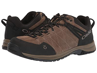 Oboz Hyalite Low (Walnut) Men