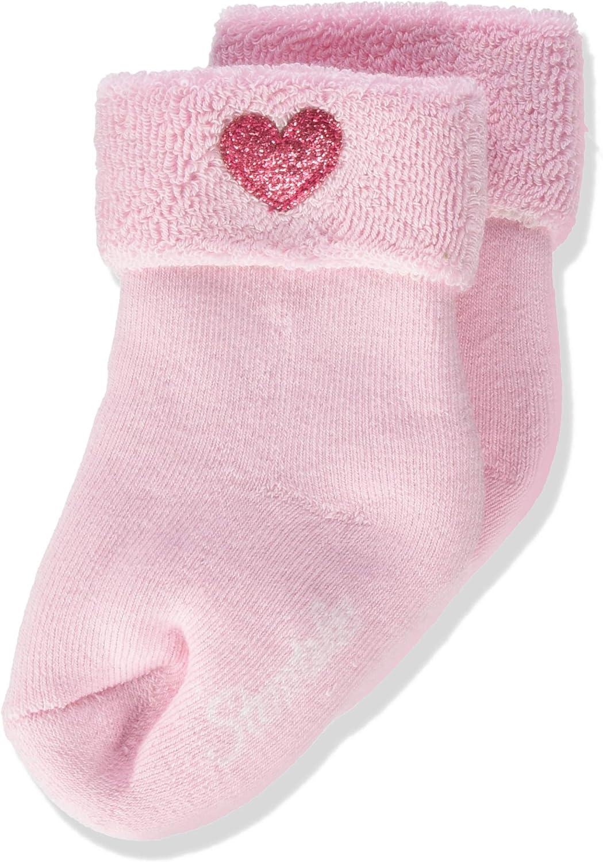 M/ädchen Socken Glitzer-flitzer Air Sterne Sterntaler Baby